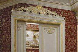 جدیدترین مدل درب اتاق خواب سفید